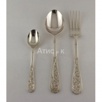 Spoons, forks and knives